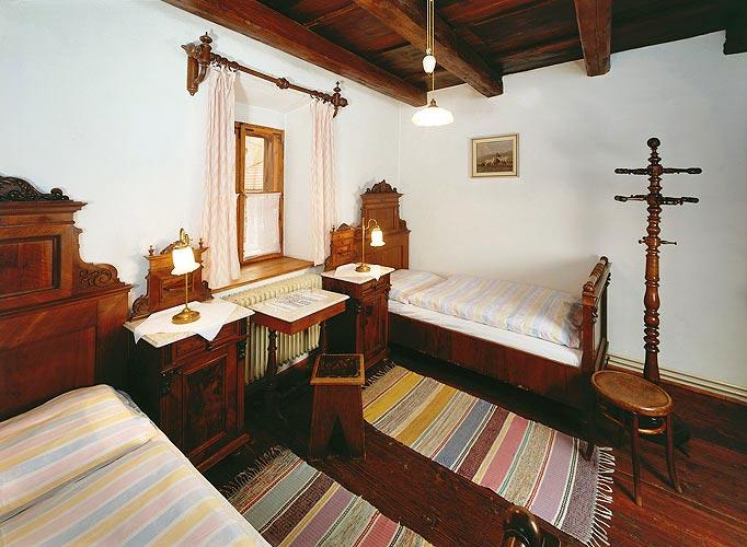 Hotel Na louži, Český Krumlov, foto: Michal Tůma